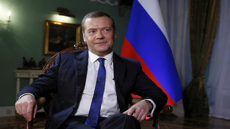 مدفيديف يعلق على مسألة عدم قيام ويكيليكس بتسريب معلومات تخص روسيا