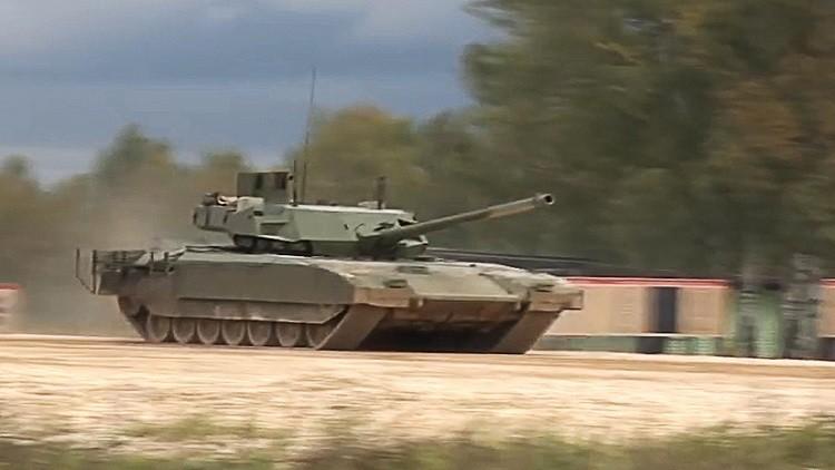الاستخبارات البريطانية: دبابة