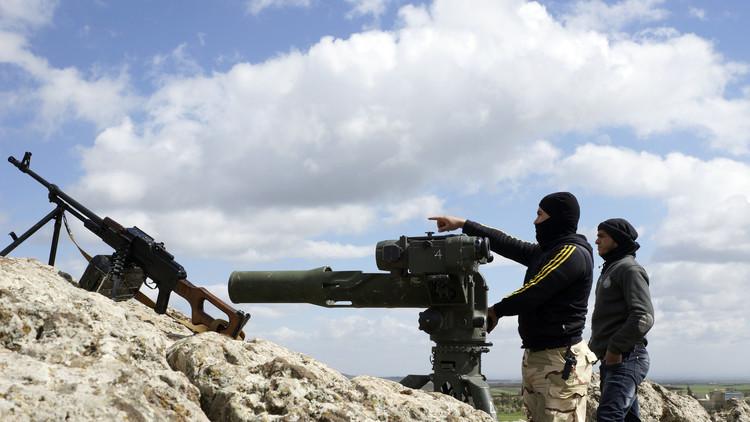استهداف مشفى عسكري شمال دمشق بقذائف صاروخية