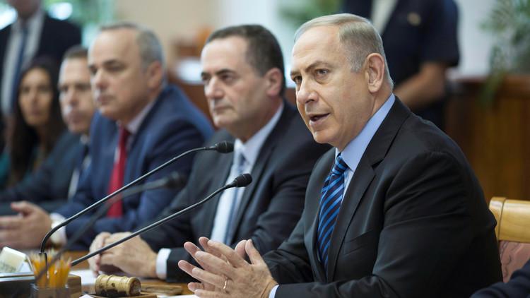 نتنياهو: ننتظر من واشنطن التمسك بعدم تدويل حل الصراع الفلسطيني الإسرائيلي