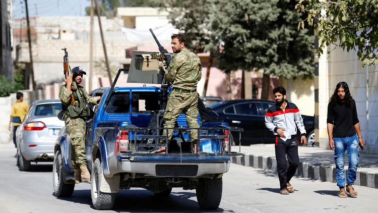 أردوغان: مسلحو الجيش الحر على بعد 12 كم من مدينة الباب السورية
