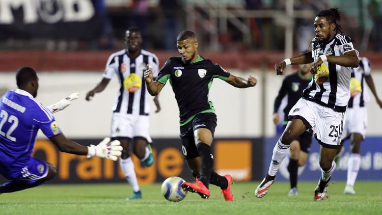 مولودية الجزائري يخسر كأس الكونفدرالية الإفريقية