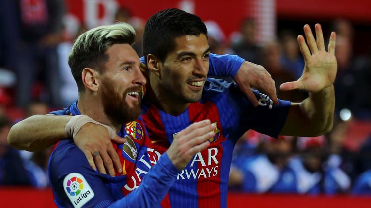 برشلونة يعود من الأندلس بثلاث نقاط ثمينة