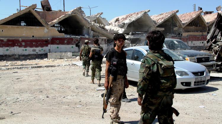 الجيش السوري يسيطر على تلة الرخم الاستراتيجية جنوب غرب حلب