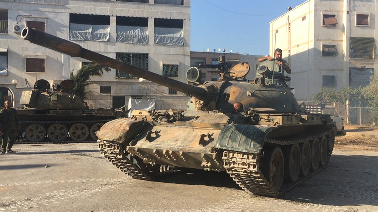 موسكو: لا نسلح سوريا في الوقت الراهن