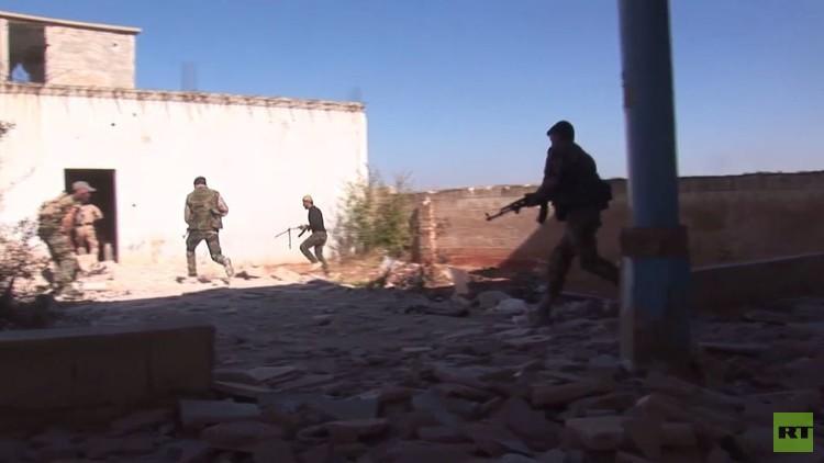 الجيش السوري يصد هجمات في ريف حماة