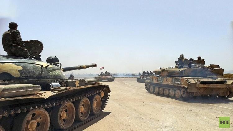 """معركة مدينة الباب التي تعدّ آخر أكبر معاقل """"داعش"""" في ريف حلب الشمالي-الشرقي"""