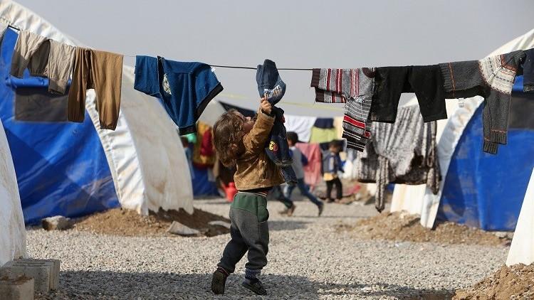 مسؤولون أمريكيون: النازحون من الموصل حتى الآن دون المتوقع