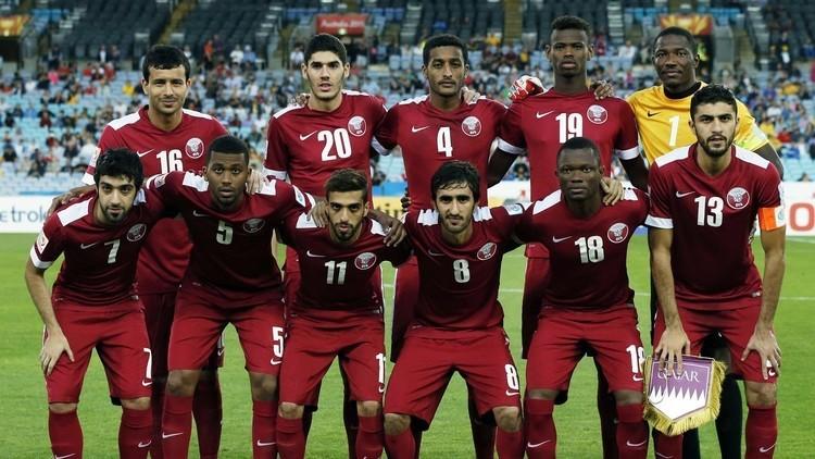 قطر تعلن عن تشكيلة منتخبها لمواجهة روسيا