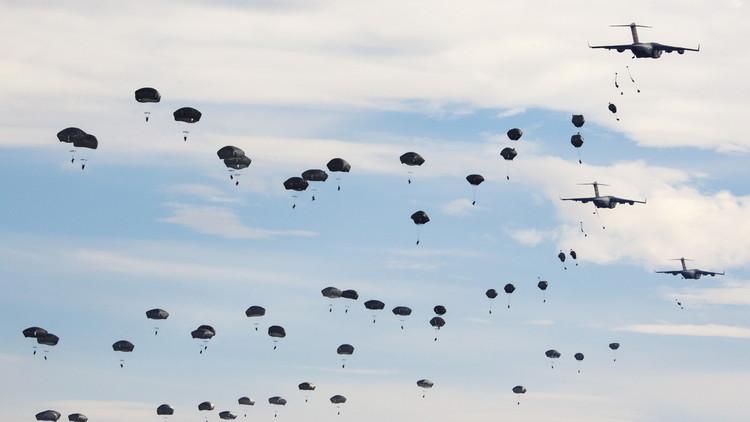 نقل قوات إنزال أمريكية إلى الموصل