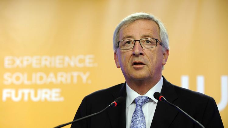 يونكر: أنقرة تبتعد عن الاتحاد الأوروبي
