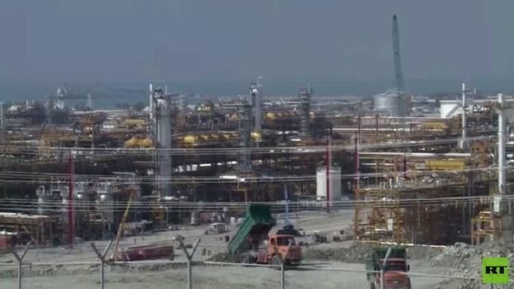 بكين وباريس يستثمران في حقل غاز إيراني