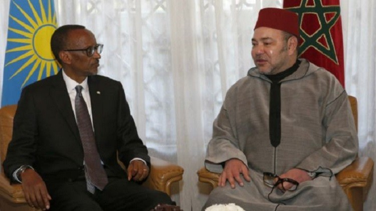 قرار شجاع..الملك يستعيد مقعد المغرب في الاتحاد الافريقي  5821f862c461880a238b46ef