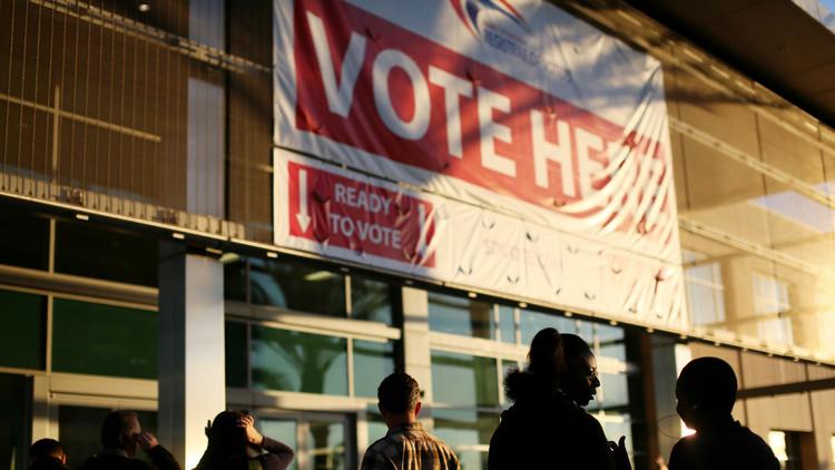 مواعيد إغلاق مراكز الاقتراع الأمريكية