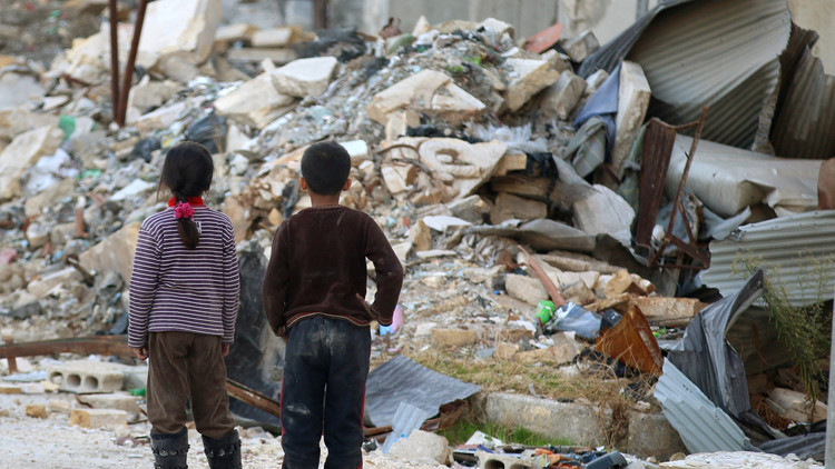 حميميم: 45 حالة إطلاق نار من قبل المجموعات المسلحة