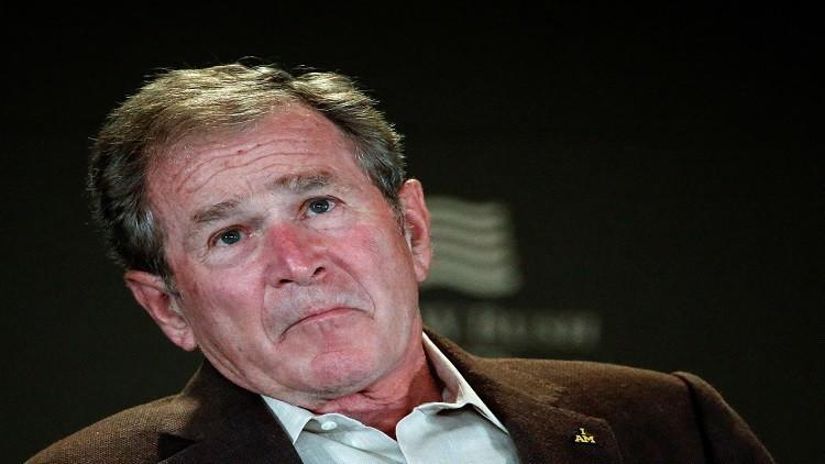 ممثلو بوش الابن ينفون تصويته لكلينتون الديمقراطية