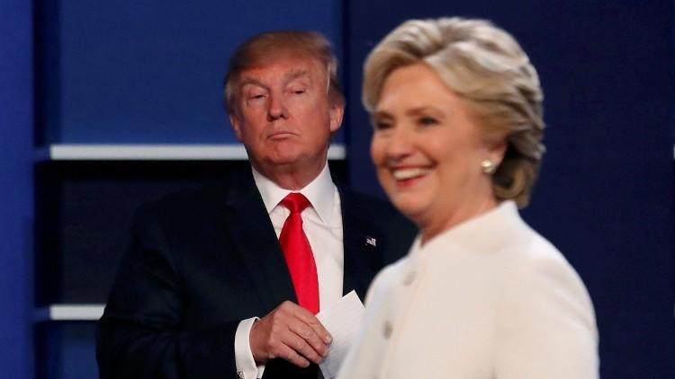 ترامب وكلينتون...ماذا لو تعادلا في عدد الأصوات؟