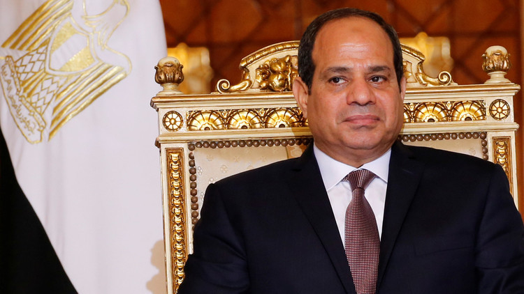 مصريون للسيسي: