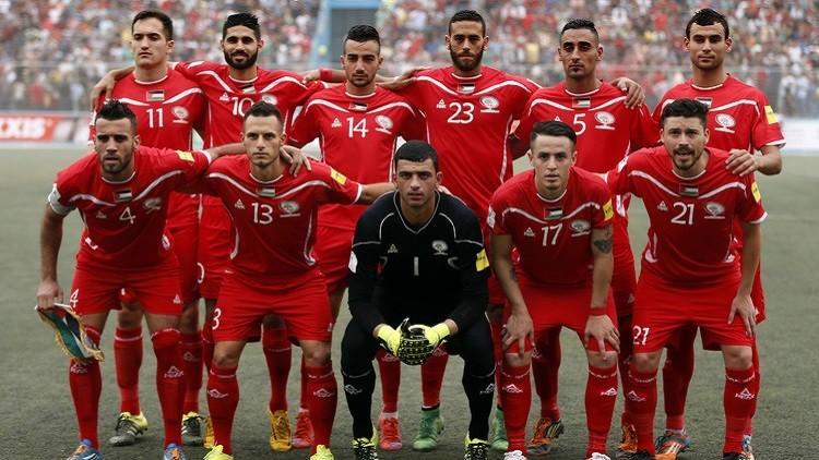 مدرب فلسطين يكشف عن  تشكيلته لمواجهة المغرب