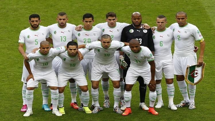 لاعبو الجزائر عازمون على العودة بنتيجة إيجابية من الأدغال الإفريقية