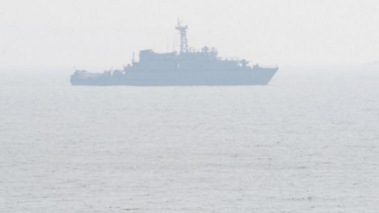 رصد فرقاطة متخفية قرب سواحل كوريا الجنوبية