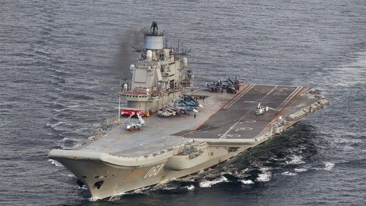 تقرير: الأسطول الروسي  يبدأ قريبا معركة حلب!
