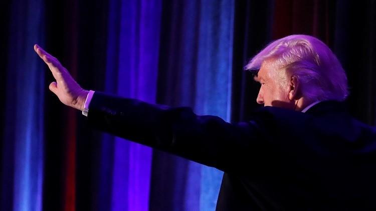 ترامب يعتزم تصنيف الإخوان المسلمين كـ