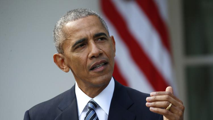 أوباما  يأمل في أن يحافظ ترامب على وحدة الولايات المتحدة