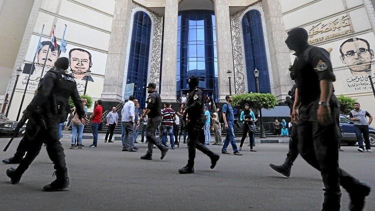 استنفار أمني في القاهرة