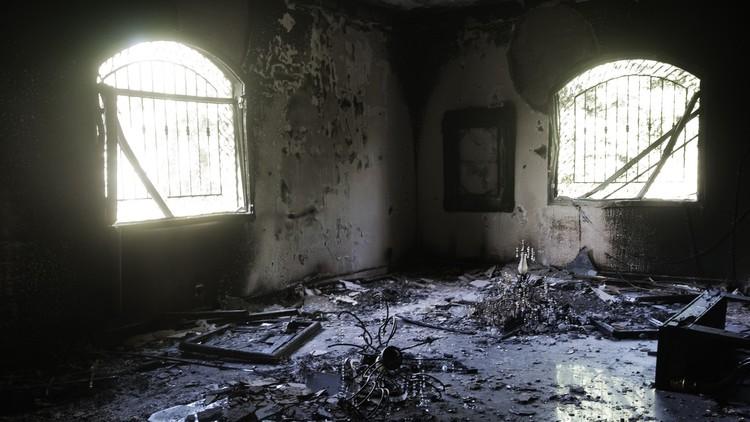 الخارجية الأمريكية استعانت بأربعة حراس ليبيين شاركوا في الهجوم على دبلوماسييها