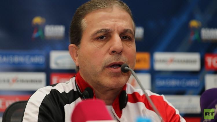 لقاء خاص مع مدرب المنتخب السوري عشية مواجهة مع خصمه الإيراني