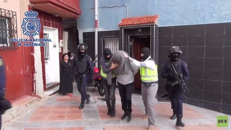 تفكيك خلية في سـبتة الإسبانية بشبهة تجنيد شبان للقتال في صفوف ''داعش''