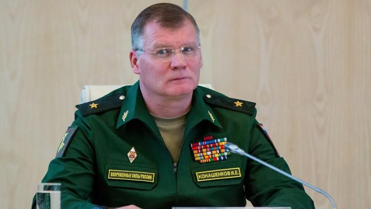 الدفاع الروسية: لن نمدد فترات التهدئة في حلب بلا مسوغ