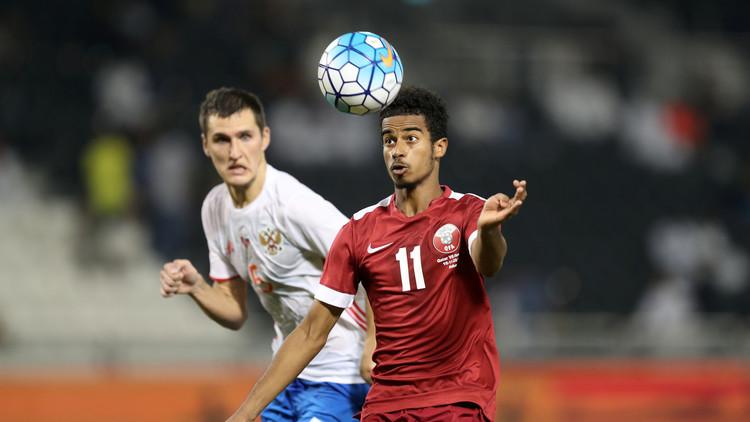 قطر تتغلب على روسيا وديا استعدادا لمواجهة الصين