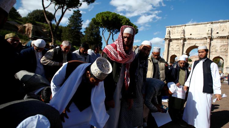 مسلمو إيطاليا: سنصلي في الفاتيكان