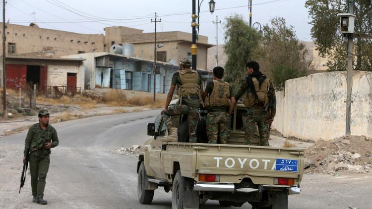 القوات العراقية تدخل أحياء الموصل الشرقية