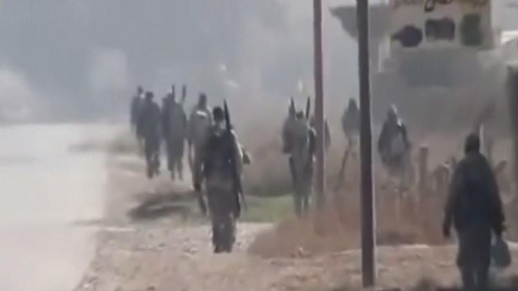 القوات العراقية تتقدم شرق الموصل