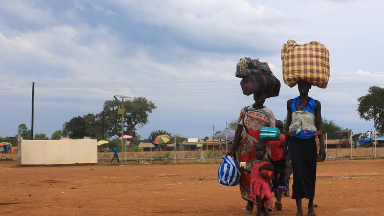 أوروبا: 78 مليون يورو للنازحين من جنوب السودان