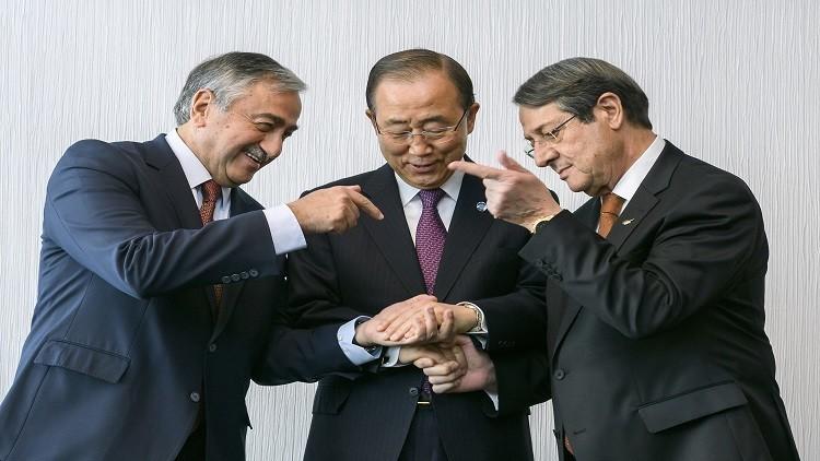 الأمم المتحدة: تقدم في محادثات إعادة توحيد قبرص
