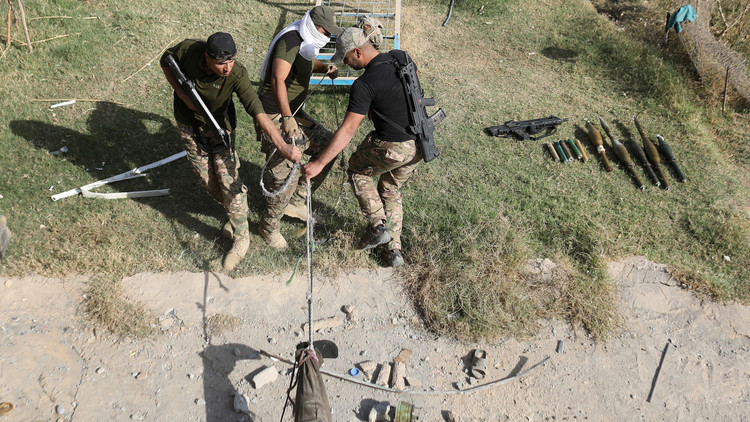 القضاء العراقي وجرائم الجيش والشرطة والحشد الشعبي