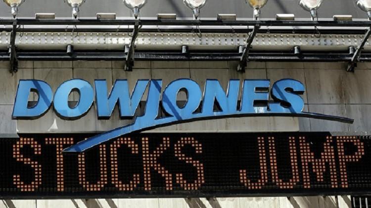 الأسهم الأمريكية تقفز إلى مستوى قياسي