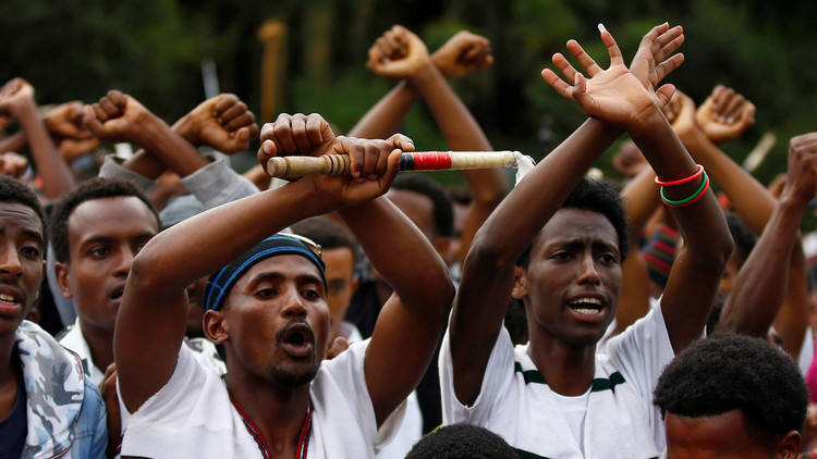توقيف الألاف في إثيوبيا بموجب حالة الطوارئ