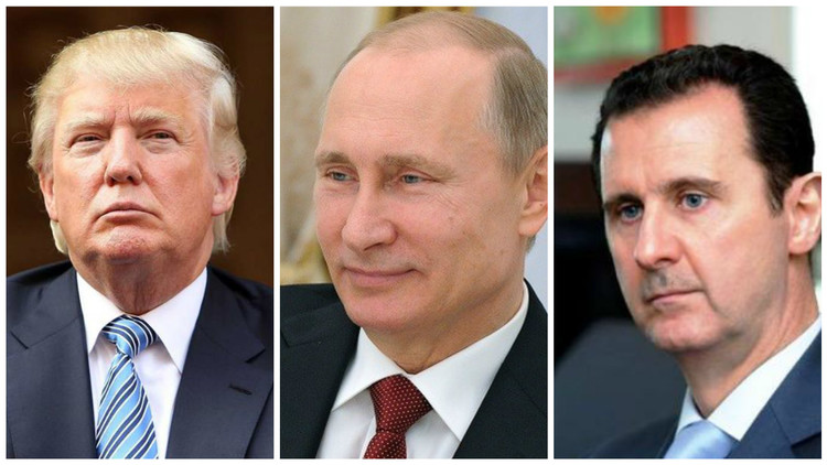 لندن: لا لحلف بوتين - ترامب الداعم للأسد