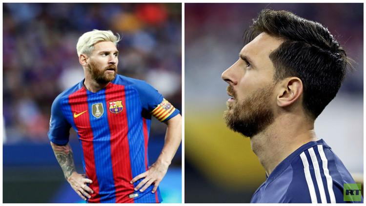 بالفيديو.. مقارنة بين ميسي الأرجنتين وميسي برشلونة !