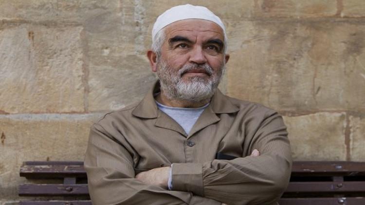 الشيخ رائد صلاح  يعلن إضرابا مفتوحا عن الطعام في سجنه الإسرائيلي