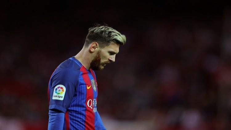 مفاجأة مدوية.. ميسي يقرر مغادرة برشلونة!