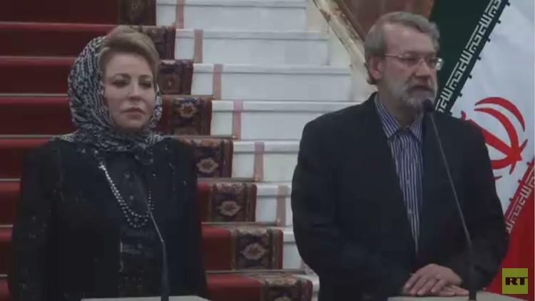 ماتفيينكو: الاتفاق النووي عزز تعاون روسيا وإيران