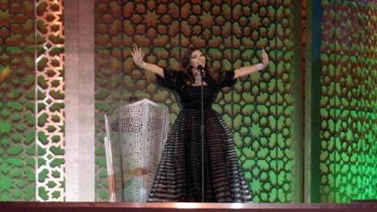 اختتام مهرجان ومؤتمر الموسيقى العربية بالقاهرة