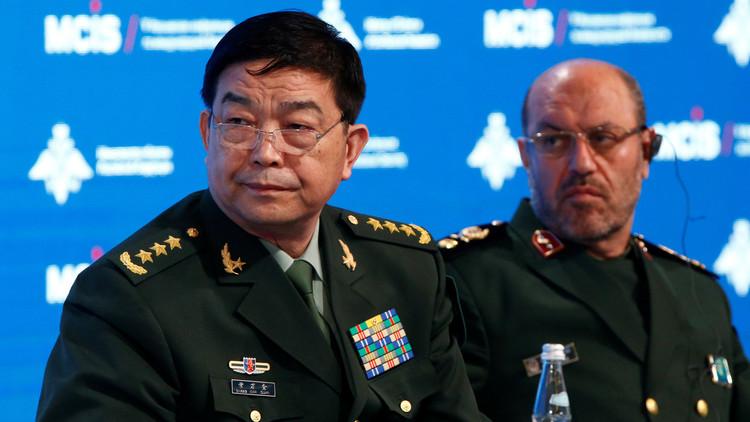 وزير الدفاع الصيني في طهران 582991c4c36188cf508b465d