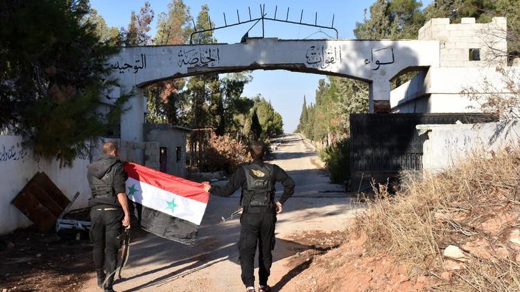 الجيش السوري يصد هجوما عنيفا في ريف حماة الشمالي